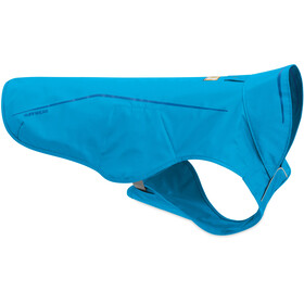Ruffwear Sun Shower Regenjas, blue dusk